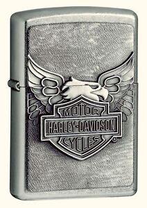 Zippo-Harley-Davidson-Iron-Aguila-1330019