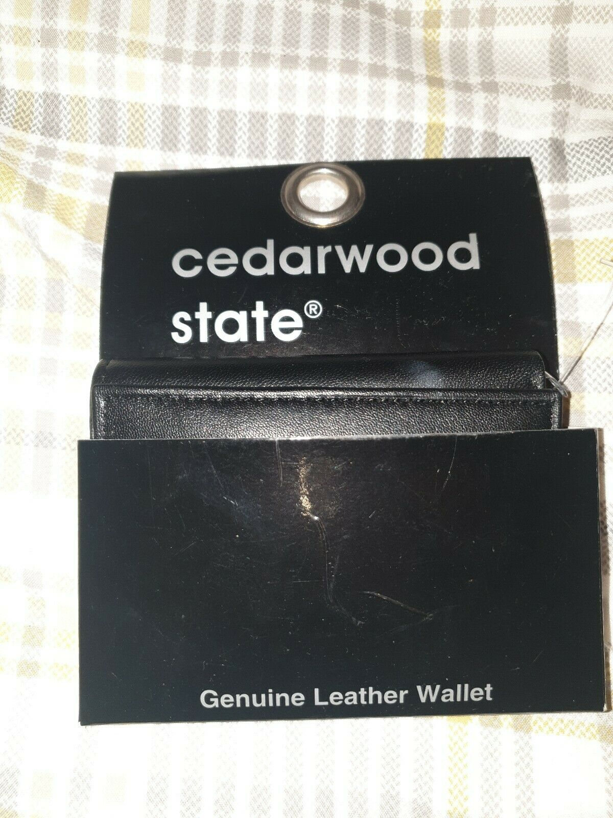 Cedarwood State Wallet