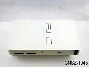 Japanese-Playstation-2-Ceramic-White-Console-PS2-Japan-Import-JP-50000-US-Seller