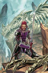 Dragonsblood-Legend-of-Sigurd-2-Image-Comic-1st-Print-2019-NM-unread