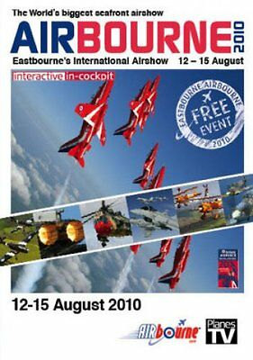 Eastbourne International Airshow 2010  Official DVD Aircraft Aviation Planes
