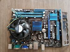Asus P5G41T-M LX3 Board + Core 2 Duo CPU E8400 (6M Cach, 3.0GHz) + 4GB RAMs