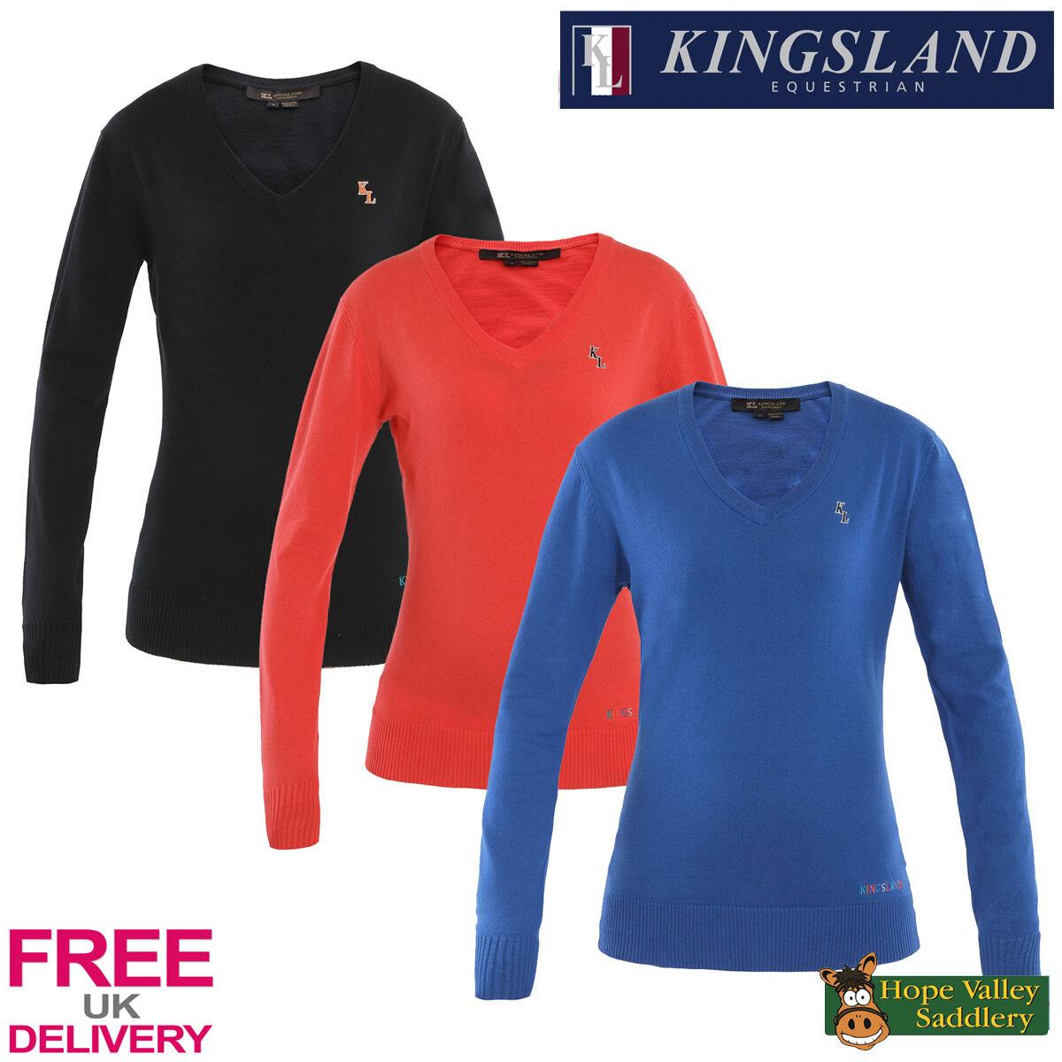 Kingsland Lana Knitted Sweatshirt (141-KN-372) - Sale FREE UK Shipping