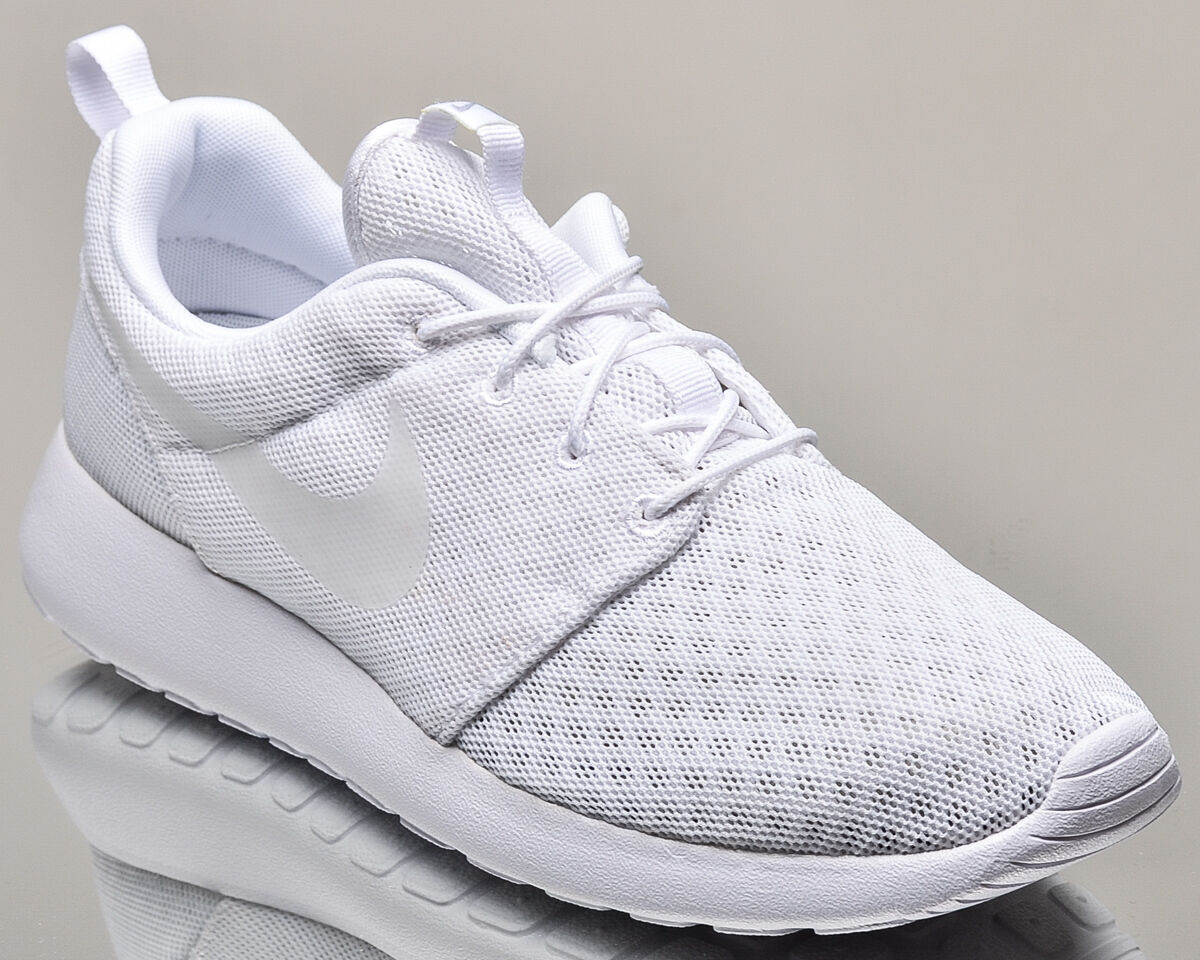 low cost 7c0f2 a1caa ... Nike Roshe One One One BR Breeze men lifestyle casual sneakers rosherun  NEW white 6fa6e6 ...