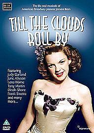 Till The Clouds Roll By (DVD, 2006) Judy Garland / Frank Sinatra / Tony Martin