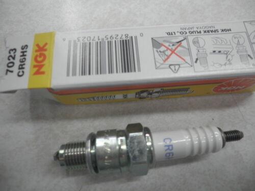 New NGK Spark Plug CR6HS