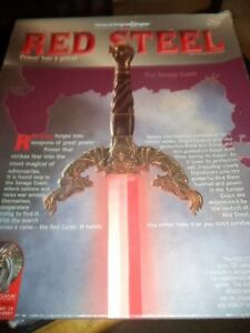 Details about Red Steel Savage Coast Campaign Boxed Set Dungeons & Dragons  2nd D and D 2504 CP
