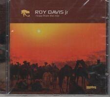 ROY DAVIS JR Traxx from the Nile  CD ALBUM  NEW - STILL SEALED
