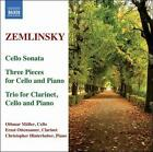 Zemlinsky: Cello Sonata; Three Pieces for Cello and Piano; Trio for Clarinet, Cello and Piano (CD, Mar-2008, Naxos (Distributor))