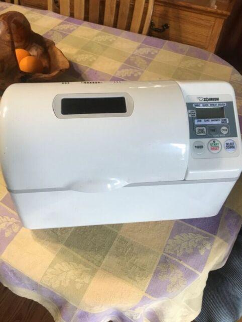Zojirushi BBCC-V20 Bread Maker Machine for sale online | eBay