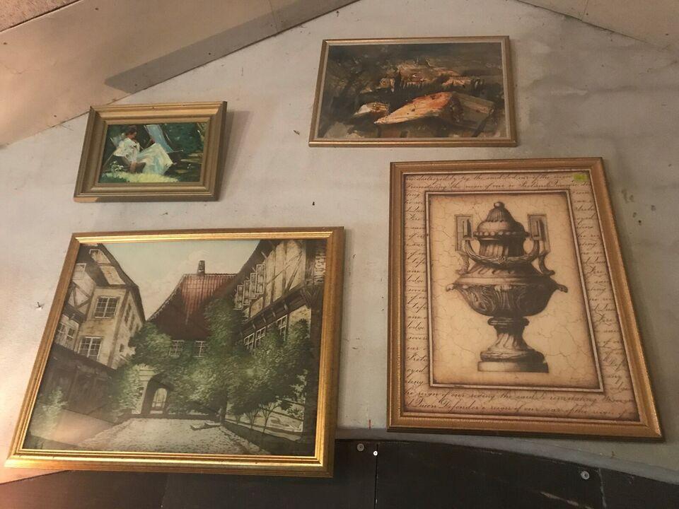 Malerier/billeder