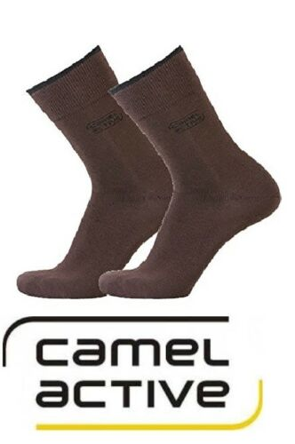 Business Socken Camel Active 6 Paar Größe 39//42 braun