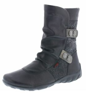 36-37-42-43-zapatos-senora-botas-negro-botin-remonte-tex-made-in-Germany