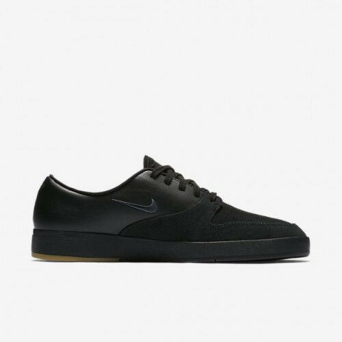 Nike SB Paul Rodriguez X in Black/Anthracite/Gum Lt Brown - Sz 8 NWT 918304-009