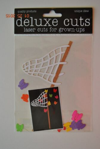 + Deluxe Designs Laser Cuts Scrapbooking Embellish You Choose Nature Love