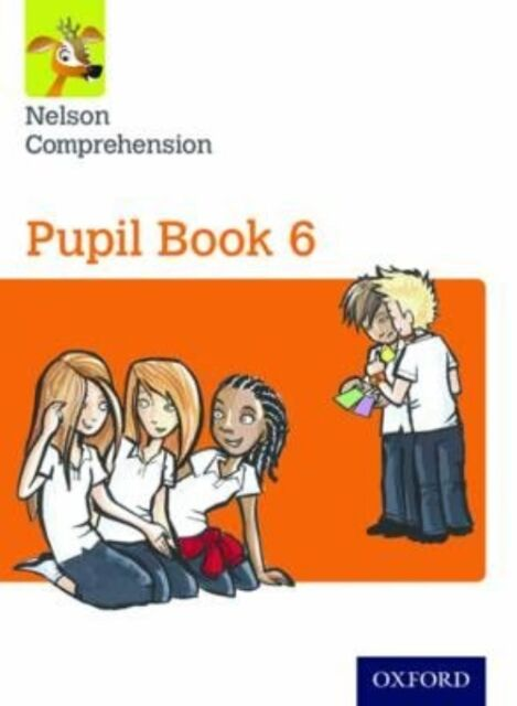Nelson Comprehension: Year 6/Primary 7: Pupil Book 6 (Pack of 15) by Wren, Wendy