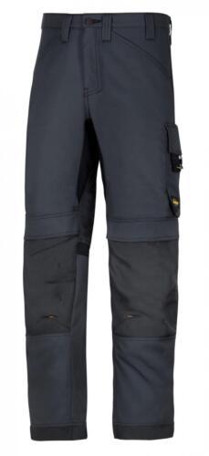Allroundwork Gratuit bleu 6301 Pantalon Cordura Marine De Bonnet Travail Moderne 78Rwx8