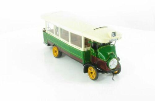 1//43 Ixo Schneider Type h parís bus 107