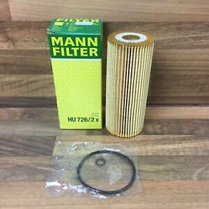 MANN-FILTER-Oil-Filter-HU-726-2-x-Car-Part-Filtration