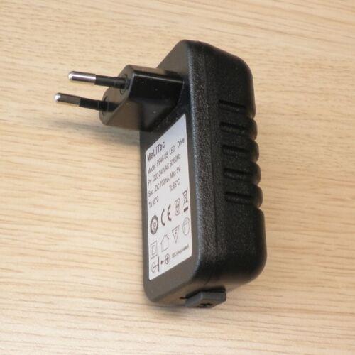 Steckertrafo mit LS-Buchse 5 Volt Netzteil Trafo AC Adapter 5V/ 3,5VA, 700mA
