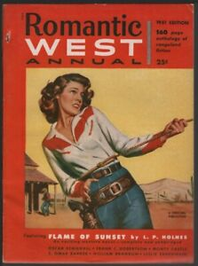 Romantic-West-Annual-1951-From-the-Thrilling-group-Pulp