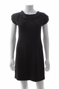 Miu-Miu-Crepe-Ruffle-Detail-Dress-Black-RRP-1-315-00