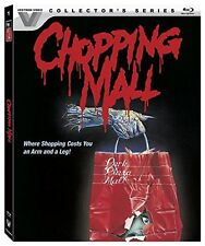 CHOPPING MALL (Vestron Collector's Series) Region A - BLU RAY - Sealed