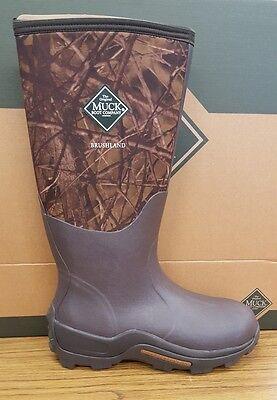 Muck Men/'s Wetland Buckbrush All-Terrain Camo Mud Boots sizes 10,13/'s