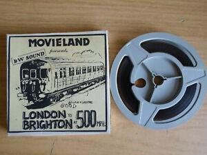 Super-8mm-sound-1X150-LONDON-TO-BRIGHTON-AT-500mph-Polyester-print