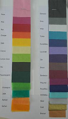 Seidenpapier farbig, Bastelpapier, Einschlagpapier  50x75 cm, 10 Blatt