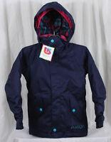 2014 Girls Burton Moxie Insulated Snowboard Jacket Medium Hesher