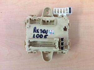 image is loading lexus-rx300-rear-interior-fuse-box-oem