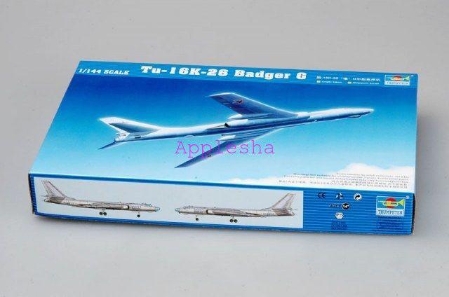 Trumpeter 03907 1 144 Tupolev Tu-16K-26 Badger G