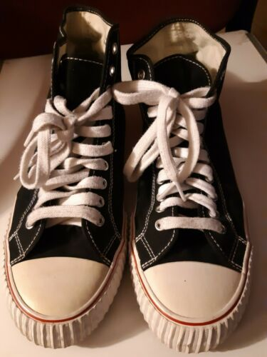 PF POSTURE  FOUNDATION flyers Canvas Sneakers Size