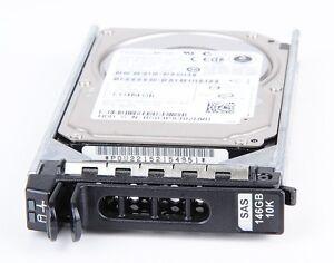 DELL-146GB-10k-SAS-2-5-034-Disco-Duro-Intercambio-en-caliente-0np659-np659