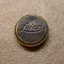 ULTRA RARE 1930's Leica I Model A Black 36mm Lens Cap, Elmar Lens, RARE!!!