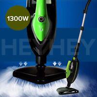 13 In 1 Handheld Steam Mop Multi Functional Steamer Floor Carpet Cleaner 12month