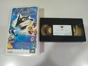 Balto-la-Leyenda-del-Perro-Esquimal-VHS-Cinta-Tape-Espanol