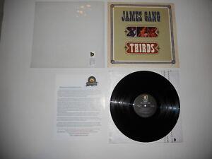 James-Gang-Thirds-Joe-Walsh-EXC-039-72-2nd-Analog-Press-Ultrasonic-CLEAN