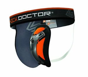 Shock-Doctor-329-Supporter-with-Ultra-Carbon-Flex-Cup-Grey-Medium