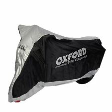 Oxford OF926 Large Aquatex Motorbike Cover Indoor & Outdoor