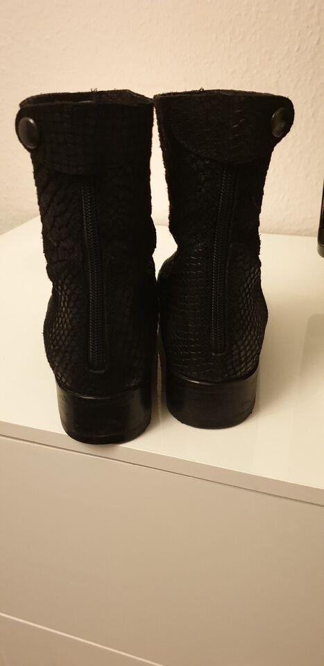 Støvler, str. 39, Carla F