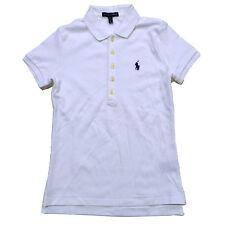Polo Ralph Lauren Shirt Womens Polo Classic Fit Interlock Pony Logo Xs S M L Xl