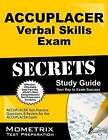 Accuplacer Verbal Skills Exam Secrets Workbook: Accuplacer Test Practice Questions & Review for the Accuplacer Exam by Mometrix Media LLC (Paperback / softback, 2016)