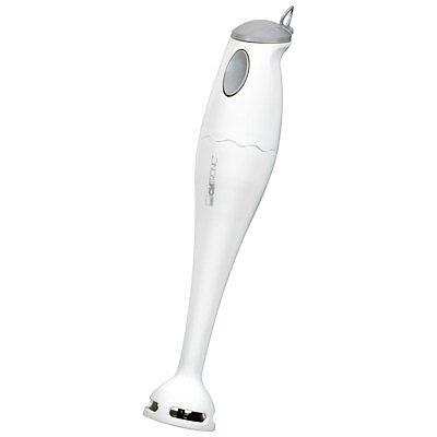 Clatronic SM 3081 - Batidora de mano, 180 W, color blanca