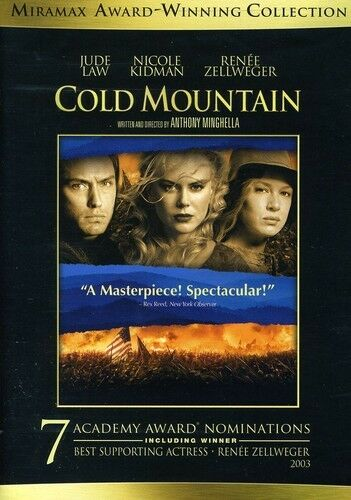 Cold Mountain [New DVD] Ac-3/Dolby Digital, Dolby, Digital Theater System, Wid