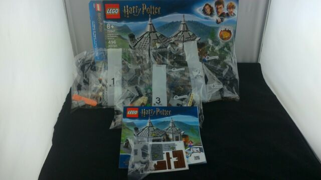 Buckbeak/'s Rescue set NIB 496 pcs LEGO Harry Potter 75947 Hagrid/'s Hut