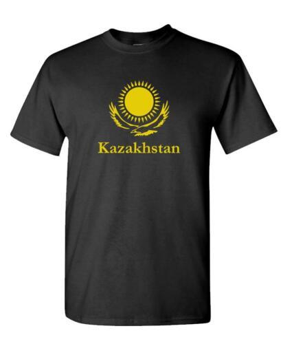 Cotton Unisex T-Shirt funny movie middle east KAZAKHSTAN