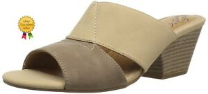 148d0fda27fd Image is loading NaturalSoul-by-naturalizer-Dedee-Womens-Sandals-Slip-On-