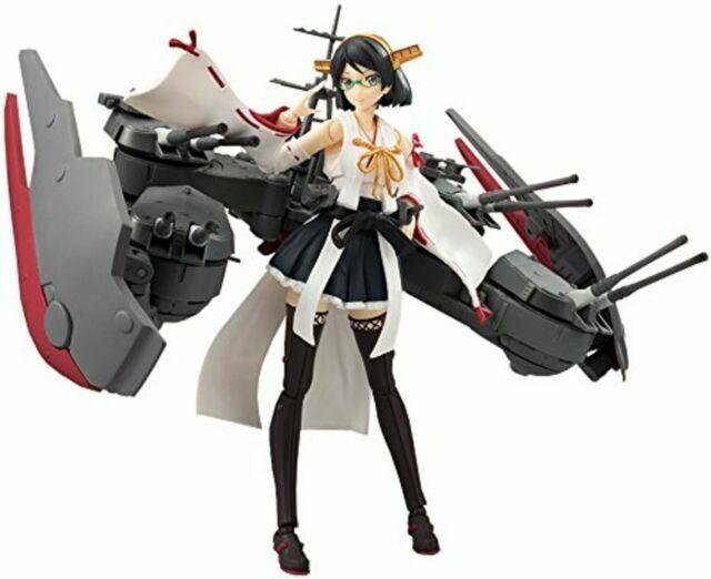 Bandai Armor Girls Project AGP Kantai Collection Kancolle Kirishima KAI Ni II